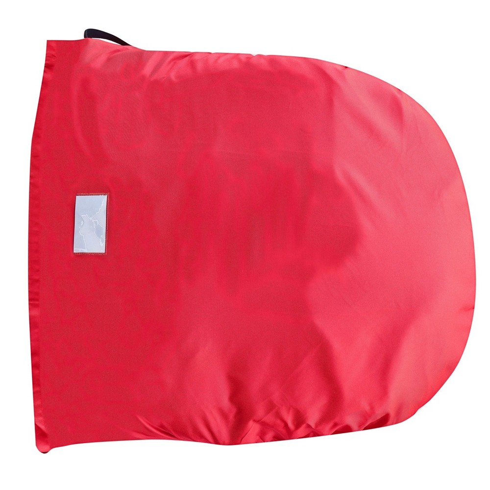 Simple Living Innovations 36in Universal Wreath Bag One Size Fits All, Red