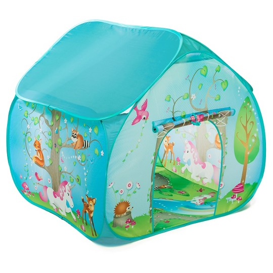 Fun2Give Pop-It-Up Enchanted Forest Play Tent image number null