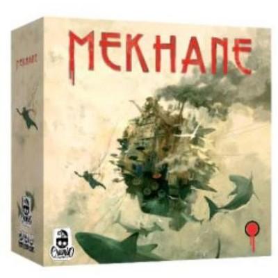 Mekhane Board Game