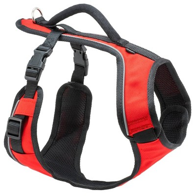 PetSafe EasySport Adjustable Dog Harness - Red