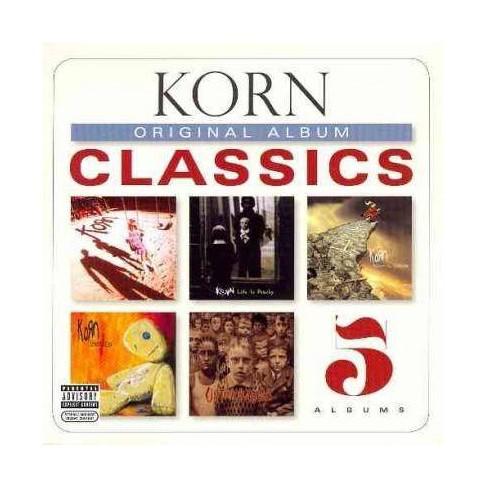 Korn - Original Album Classics: Korn (EXPLICIT LYRICS) (CD) - image 1 of 1