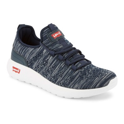 Levi's Mens Apex KT Athletic Inspired Knit Fashion Sneaker Shoe