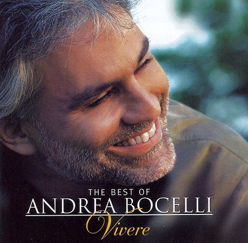 Andrea Bocelli - The Best of Andrea Bocelli: Vivere (CD) - image 1 of 1