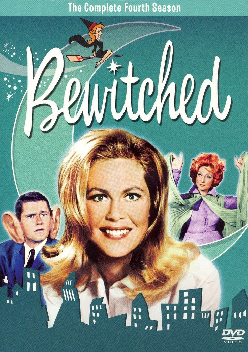 Bewitched: The Complete Fourth Season [4 Discs] - image 1 of 1