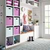 "13""x13"" Fabric Cube Storage Bin - Pillowfort™ - image 2 of 2"