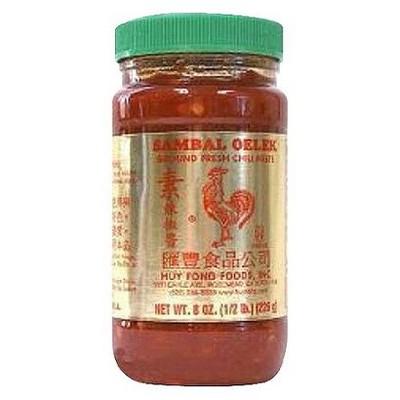 Sauces & Marinades: Huy Fong
