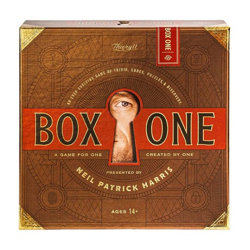Box One Presented By Neil Patrick Harris Game - image 1 of 4