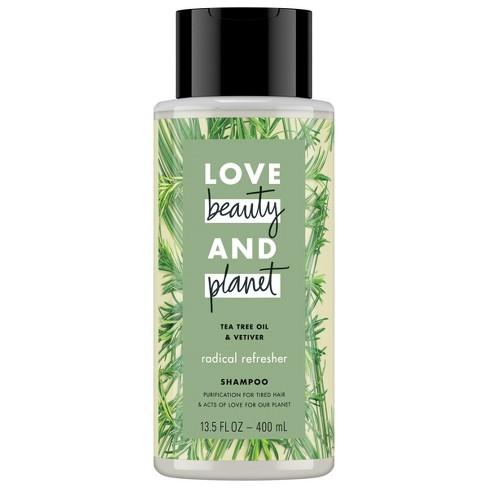Love Beauty & Planet Tea Tree Oil & Vetiver Radical ...
