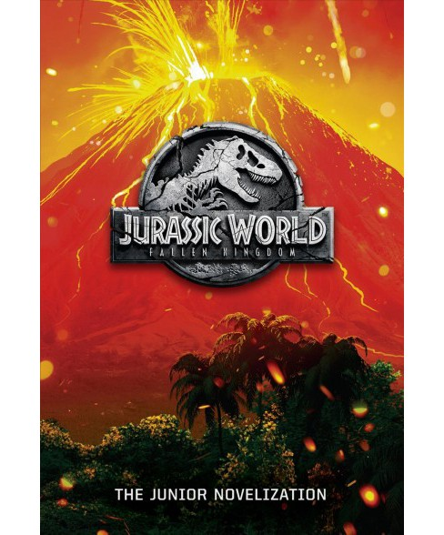 JURASSIC WORLD JR. NOVEL 05/01/2018 - image 1 of 1