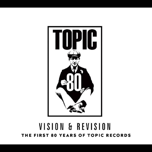 VISION & REVISION - First 80 Years Of Topic Records (CD) - image 1 of 1