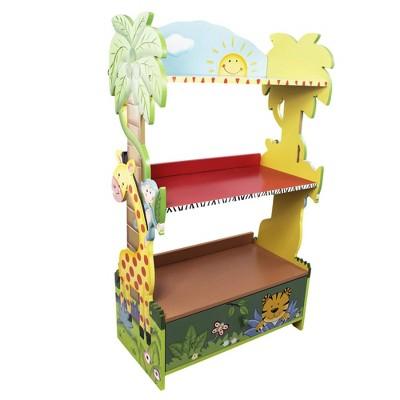 Sunny Safari Fantasy Fields Bookshelf - Teamson Kids