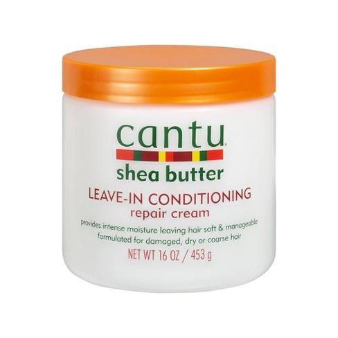 Cantu Leave in Conditioning Repair Cream - 16oz - image 1 of 3
