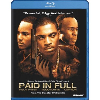 Paid In Full (Blu-ray)(2021)