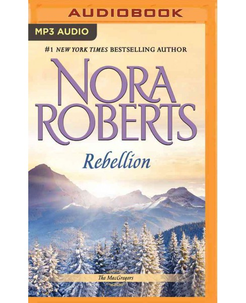 Rebellion (MP3-CD) (Nora Roberts) - image 1 of 1