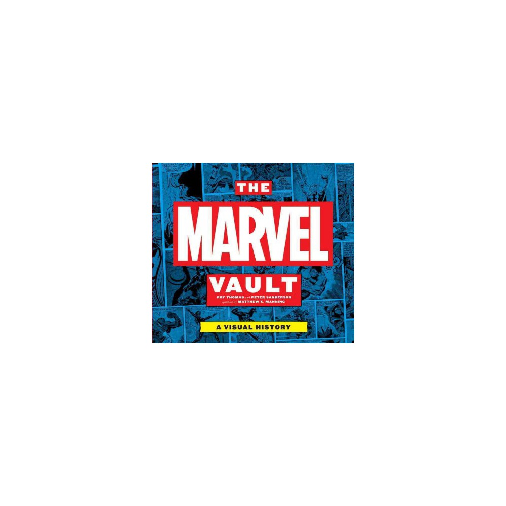 Marvel Vault (Hardcover) (Roy Thomas)