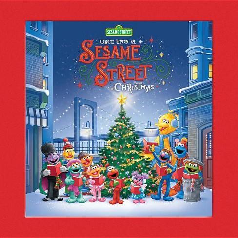 Christmas Eve On Sesame Street.Once Upon A Sesame Street Christmas By Geri Cole Hardcover