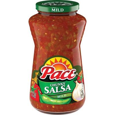 Pace Chunky Salsa Mild 16oz