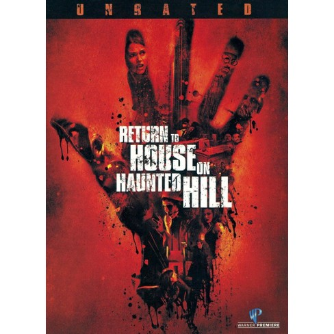 Return To House On Haunted Hill Dvd Target