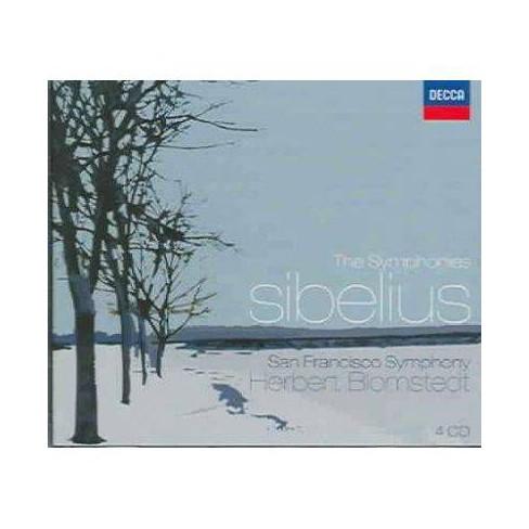 Herbert  Jean; Blomstedt Sibelius - Sibelius: The Symphonies (CD) - image 1 of 1