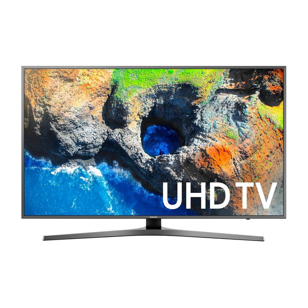 Samsung 55 4k Uhd TV - Black (UN55MU7000)