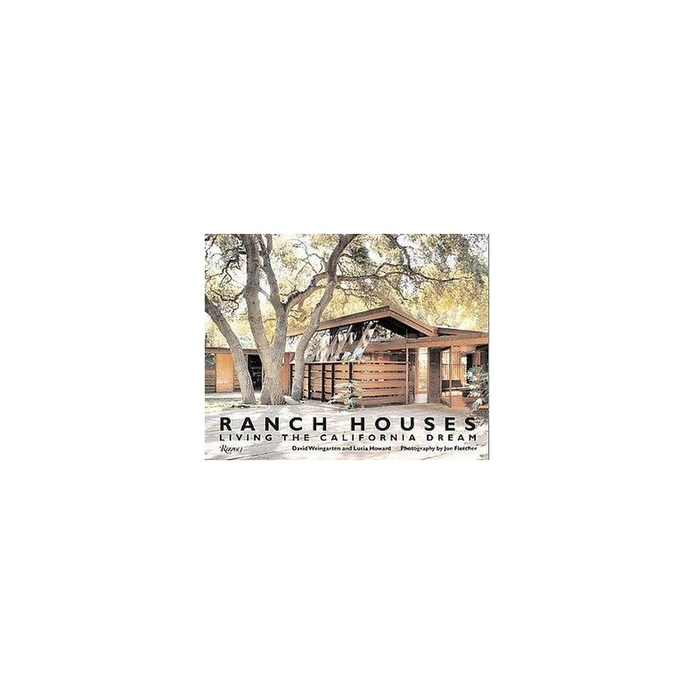 Ranch Houses (Hardcover), Books