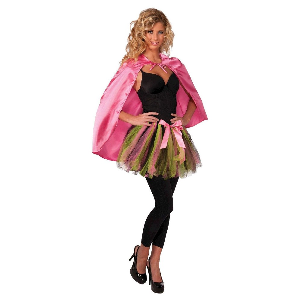 Image of Adult Cape Pink - One Size, Adult Unisex