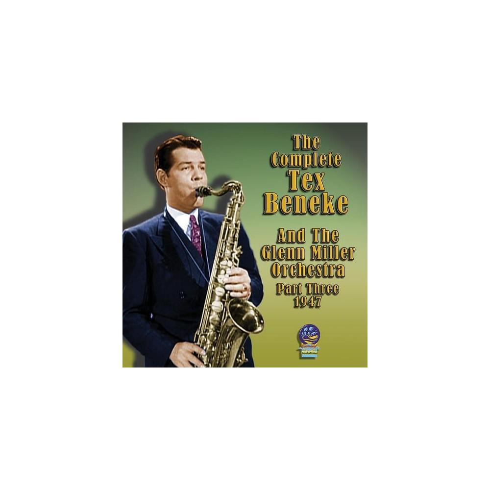 Tex And His Beneke - Complete Tex Beneke And The Glenn Mil (CD)