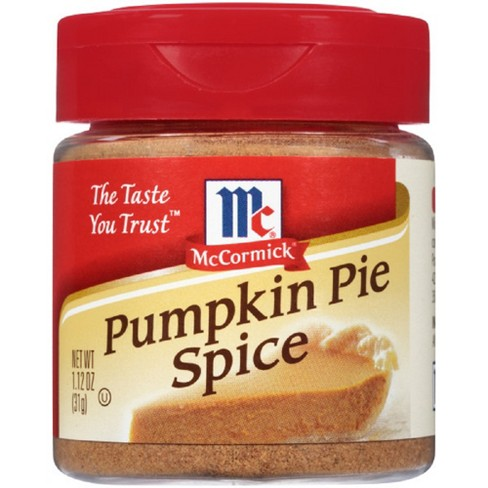 McCormick Pumpkin Pie Spice 1.12 oz - image 1 of 4