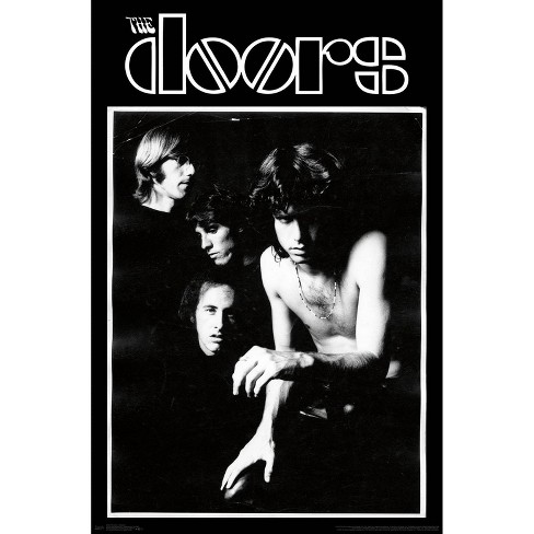 """34""""x23"""" The Doors Shadows Unframed Wall Poster Print - Trends International - image 1 of 2"""