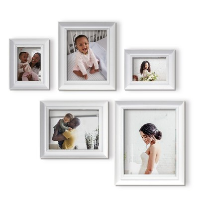 Frame Set 5pc Off White - QIK FRAME™