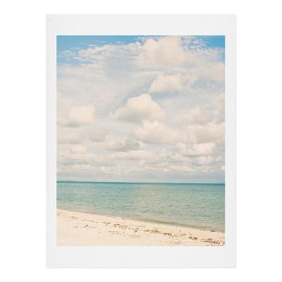 Bree Madden Dream Beach Art Print - Deny Designs