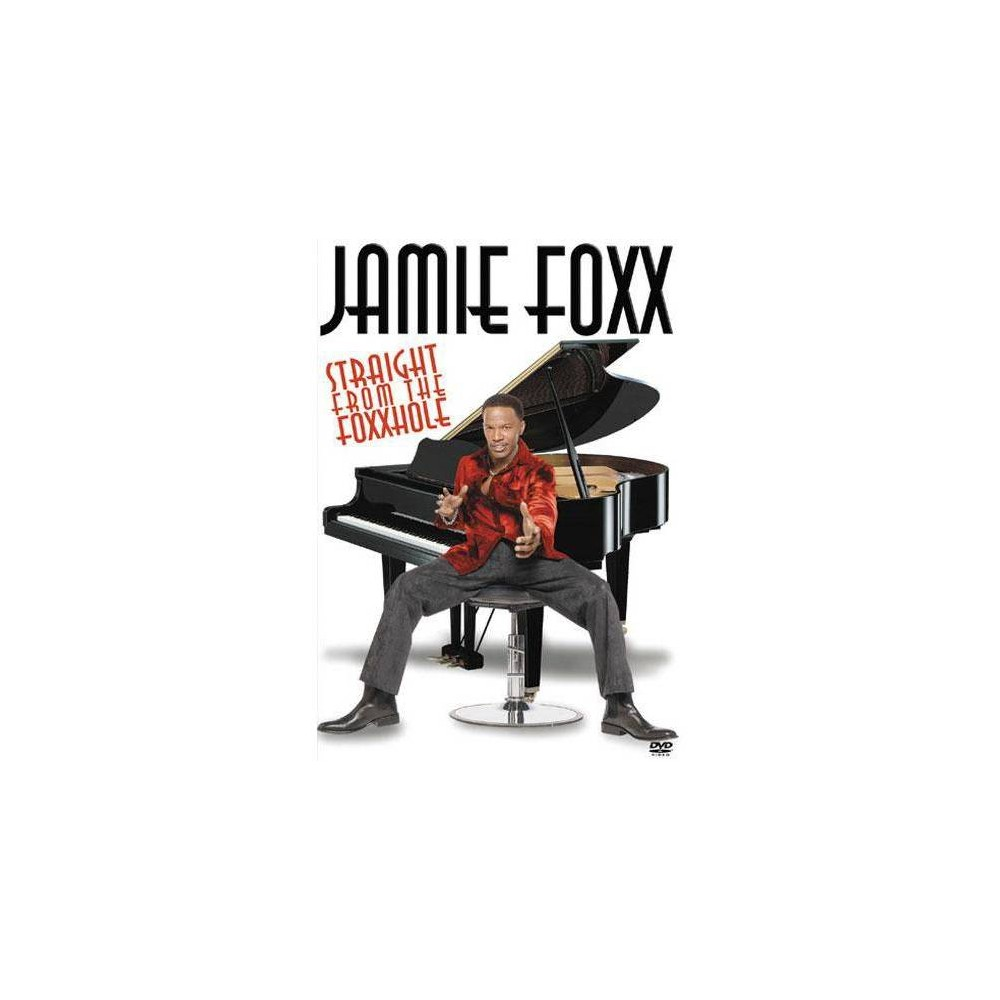 Jamie Foxx Straight From The Foxxhole Dvd 2005