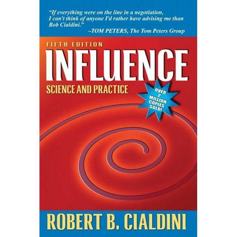 Influence - 5 Edition by  Robert B Cialdini (Paperback) - image 1 of 1