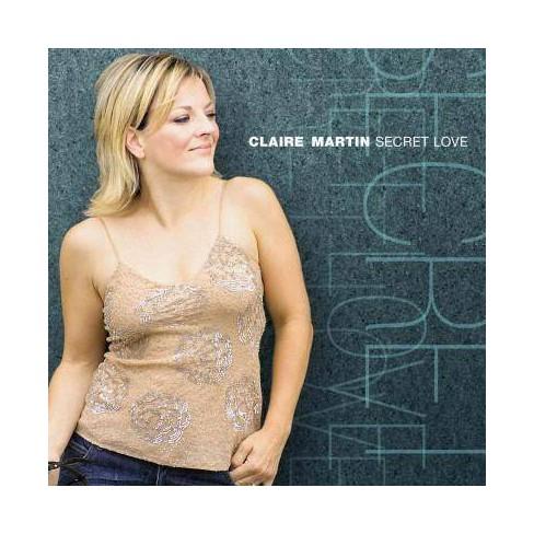 Claire Martin - Secret Love (CD) - image 1 of 1