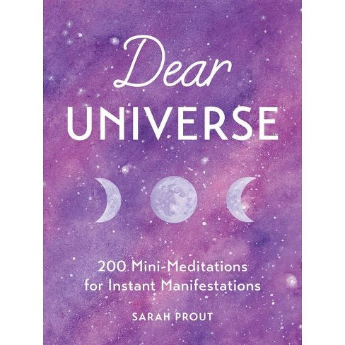 Dear Universe - by  Sarah Prout (Hardcover) - image 1 of 1