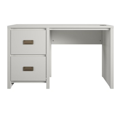 Monarch Hill Haven Single Pedestal Desk