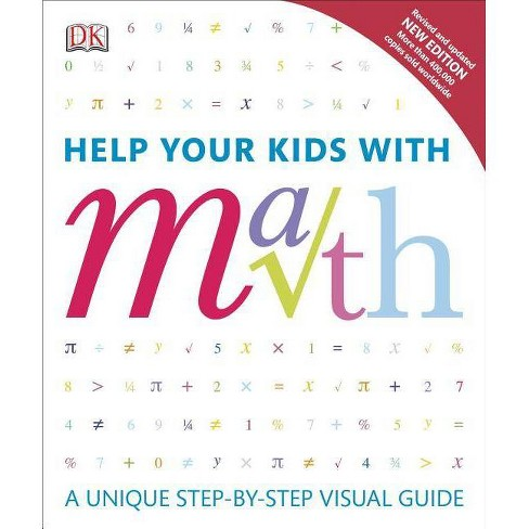 Help Your Kids with Math - by  Barry Lewis (Paperback) - image 1 of 1
