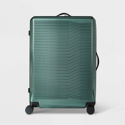 "Hardside 29"" Checked Suitcase - Open Story™"
