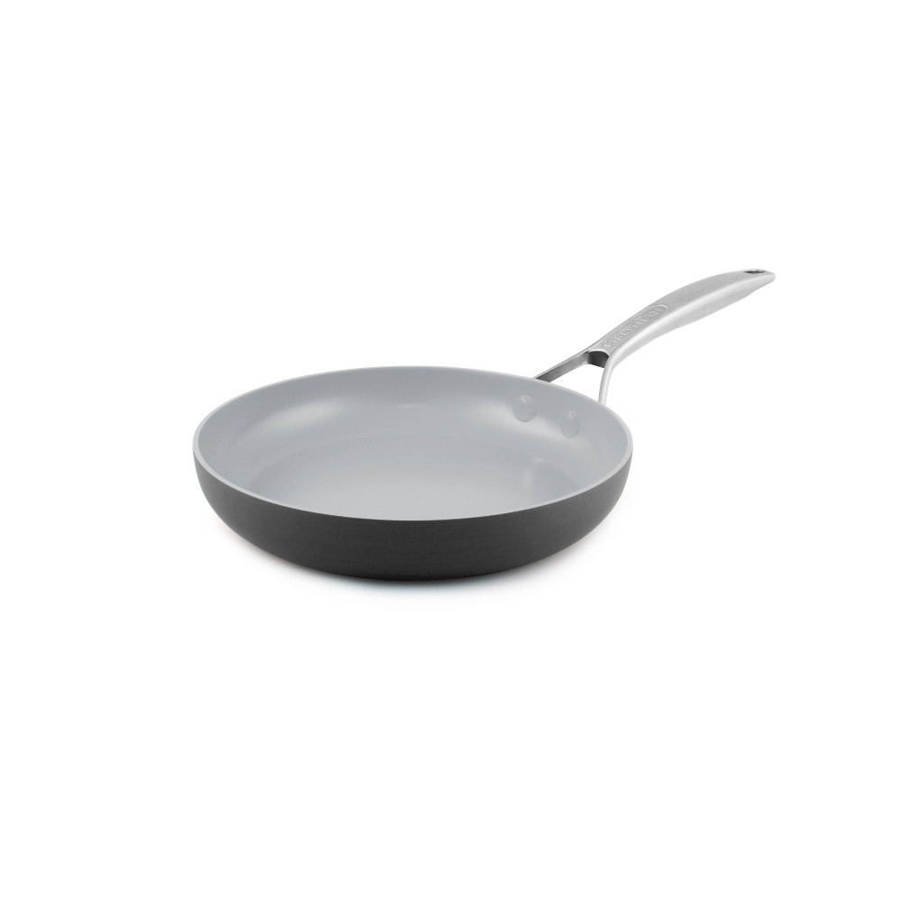"Image of ""GreenPan Paris 8"""" Aluminum Open Fry Pan"""