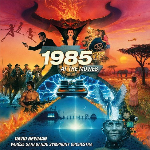 Various - 1985 at the movies (CD) - image 1 of 1
