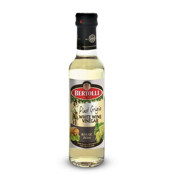 Bertolli Pinot Grigio White Wine Vinegar 8.5oz - image 1 of 4