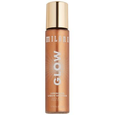 Milani Glow Luminizing Liquid Bronzer - Face & Body - 1.7 fl oz