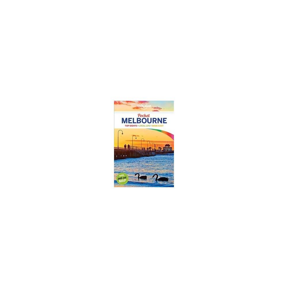 Lonely Planet Pocket Melbourne (Paperback) (Kate Morgan & Cristian Bonetto & Peter Dragicevich)
