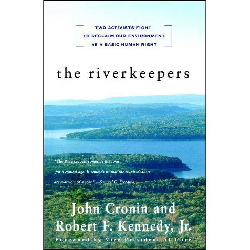 The Riverkeepers - by  John Cronin & Robert Kennedy (Paperback) - image 1 of 1