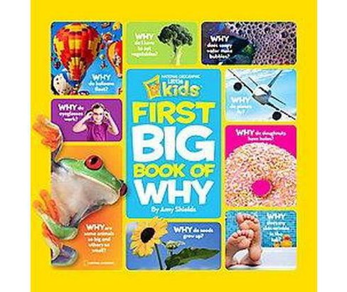 National Geographic Little Kids First Bi ( National Geographic Little Kids First Big Books) (Hardcover) by Amy Shields - image 1 of 1