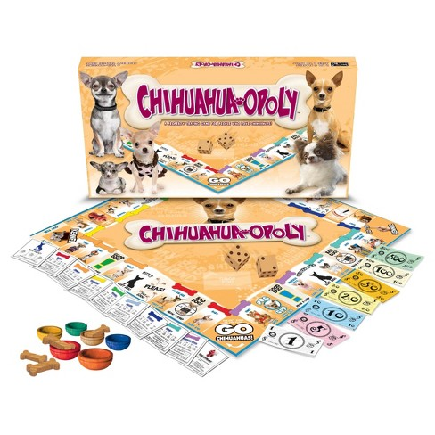 Chihuahua opoly Game - image 1 of 1
