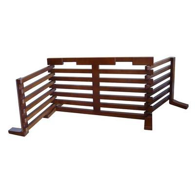 Merry Products - Hi Gate-n-Crate Folding Dog Gate