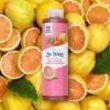St. Ives Pink Lemon & Mandarin Orange Plant-Based Natural Body Wash Soap - 22  fl oz - image 4 of 4