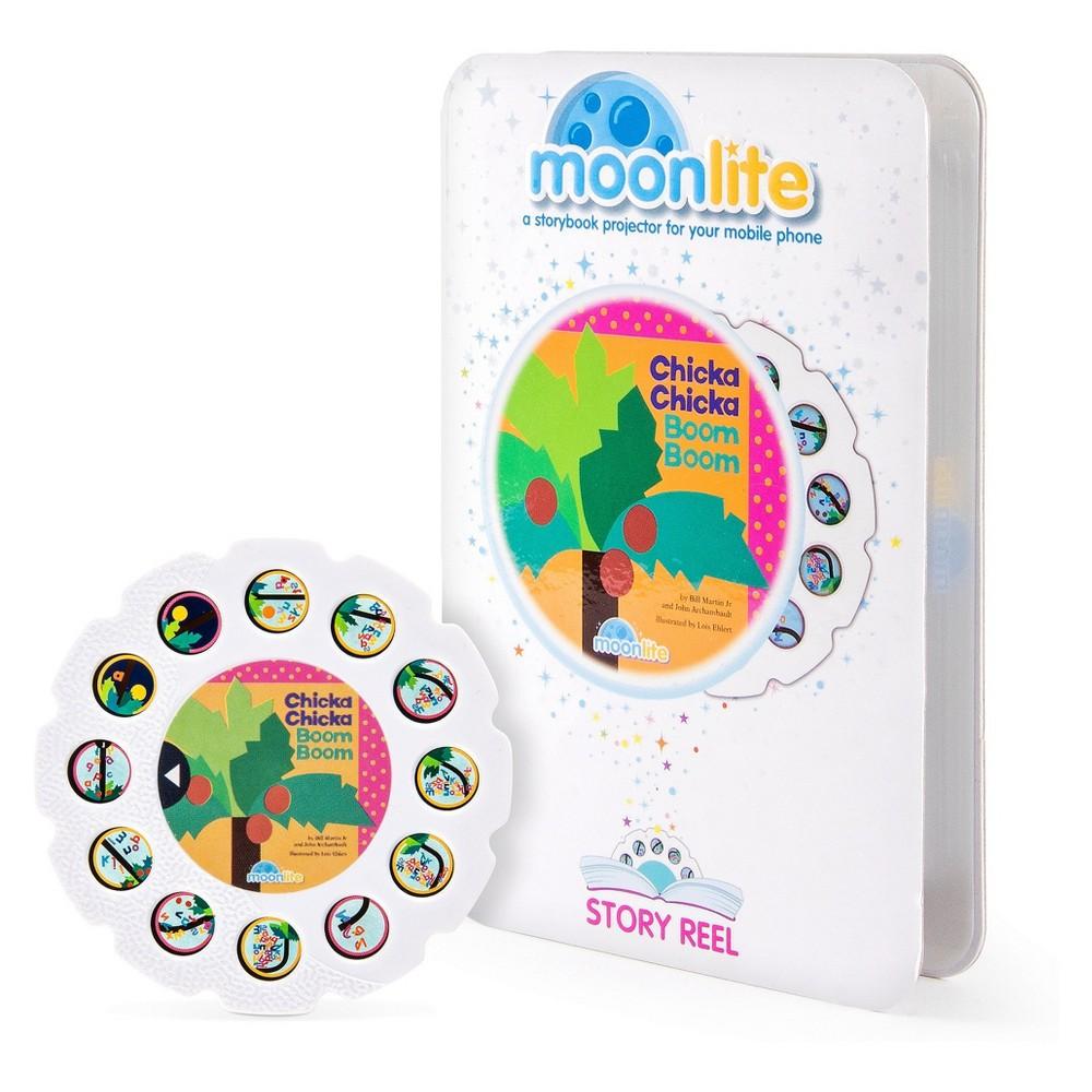 Moonlite - Chicka Chicka Boom Boom Reel for Moonlite Story Projector