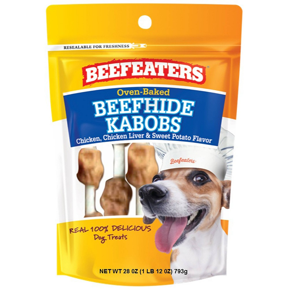 4-Pack Beefeaters Redbarn Choppers Bag 9 oz.